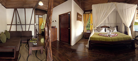 napo wildlife center accomodation